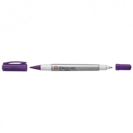 Sakura Identi pen akoholni dvojni marker Vijolična