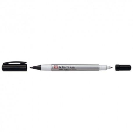 Sakura Identi pen akoholni dvojni marker Črna