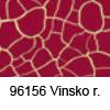 Barva za Mikro razpoke 90ml, Vinsko rdeča (art. K96156)