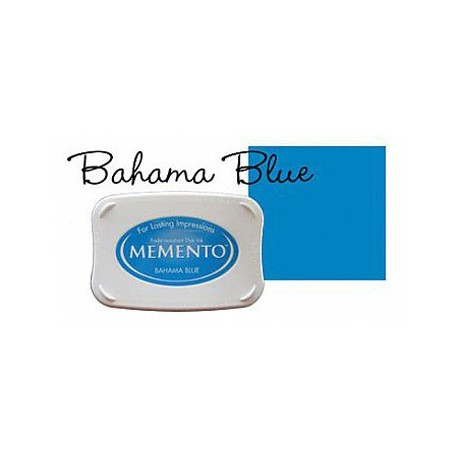Memento blazinica Velika, Bahama Blue