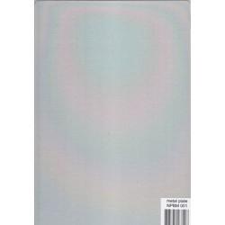 Nellis PressBoss Metalna plošča A4