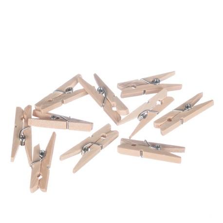 Ščipalke male 48 kosov, 30mm