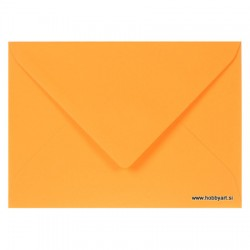 Kuverta EA5 156 x 220mm, Oranžna