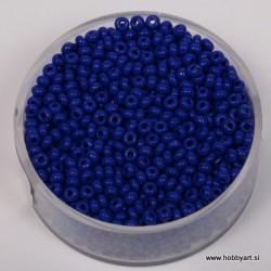 neprosojne marin modre 2,6mm, 17g.