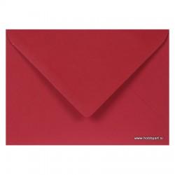 Kuverta EA5 156 x 220mm, Vinsko rdeča