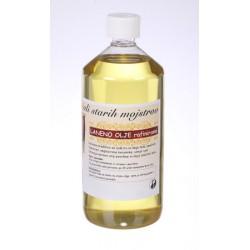 Laneno olje rafinirano 1 Liter