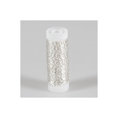 Efekt žica 0,30 mm, 60m, srebrne b.