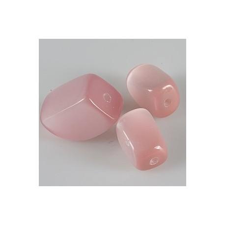 Perle tigrovo oko roza set (3)