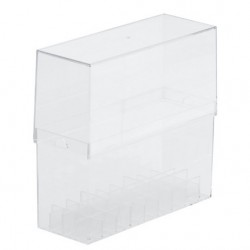 Prazna akrilna škatla za 36 Sketch markerjev