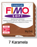 Fimo soft 57g. 7 Karamela (art. 8020-7)