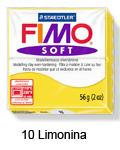 Fimo soft 57g. 10 Limonina (art. 8020-10)