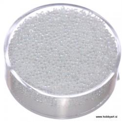 Miyuki perle 1,5mm, Cylon bela 10g.