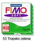 Fimo soft 57g. 53 Tropsko zelena (art. 8020-53)