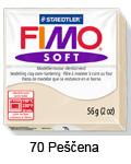 Fimo soft 57g. 70 Peščena (art. 8020-70)