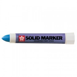 Sakura Solid industrijski marker, Modra