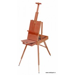Prenosno slikarsko stojalo kovček 261 Rembrandt