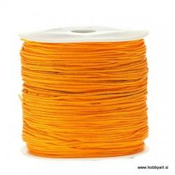 Najlon vrvica Oranžna 1mm, cca 95m