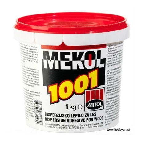 Mekol 1001, 1kg lepilo za les