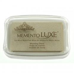 Memento de Luxe štampiljka Wedding bela