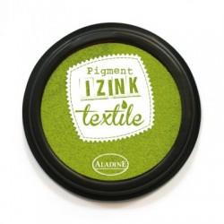 Izink blazinica za tekstil 70mm, Svetlo zelena