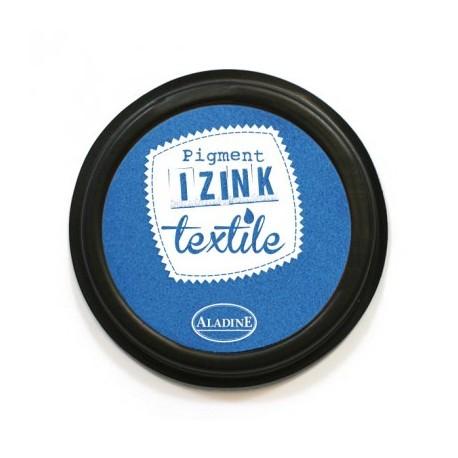 Izink blazinica za tekstil 70mm, Nebesno modra