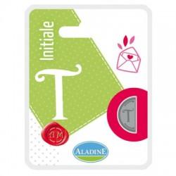 Kovinski polovični obojestranski Pečat črka T