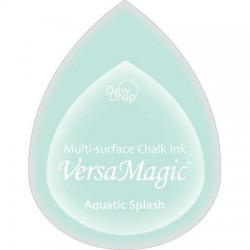 Versa Magic blazinica solza 24 x 38mm, Aquatic Splash