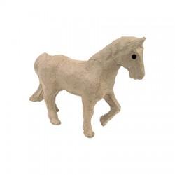 Papmache figura ES Konj 4x13x11cm