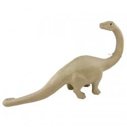 Papmache figura M Brontozaver 60x12x23cm