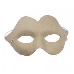 Papmache Maska očala 5x16x9,5cm