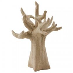 Papmache malo drevo 20,5x14x14cm