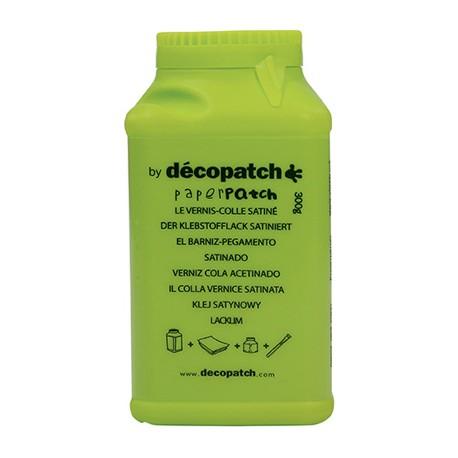 Decopatch Lak in lepilo 300g, Svetleč