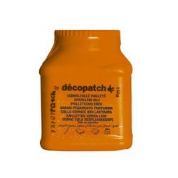 Decopatch Lak in lepilo z bleščicami 150g.