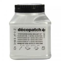 Decopatch lak Ultra svetleč 180ml