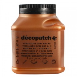 Decopatch lak Ultra mat 180ml