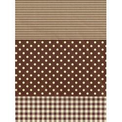 Decopatch papir 30 x 40cm 487