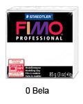 Fimo professional 85g. 0 Bela (art. 8004-0)