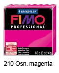 Fimo professional 85g. 210 Magenta (art. 8004-210)