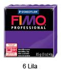 Fimo professional 85g. 6 Lila (art. 8004-6)