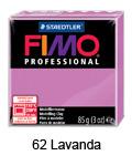 Fimo professional 85g. 62 Lavanda (art. 8004-62)