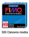 Fimo professional 85g. 300 Osnovno modra (art. 8004-300)