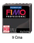 Fimo professional 85g. 9 Črna (art. 8004-9)