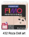 Fimo professional 85g. 432 Roza Doll art (art. 8027-432)