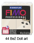 Fimo professional 85g. 44 Bež Doll Art (art. 8027-44)