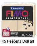 Fimo professional 85g. 45 Peščena Doll Art (art. 8027-45)