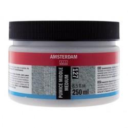 Amsterdam Pumice-plovec Srednja strukturna pasta 250ml 127