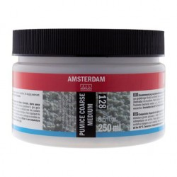 Amsterdam Pumice-plovec Groba strukturna pasta 250ml 128
