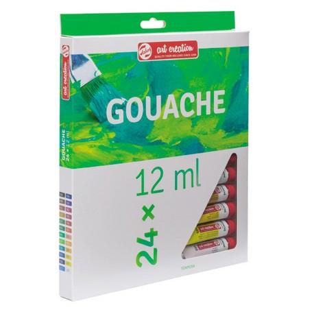 ArtCreation Gouache tempera 24 x 12ml