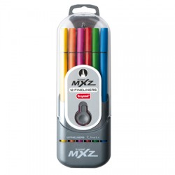 MXZ fineliner set 12
