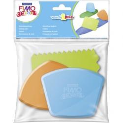 Fimo Kids pripomočki za oblikovanje in rezanje